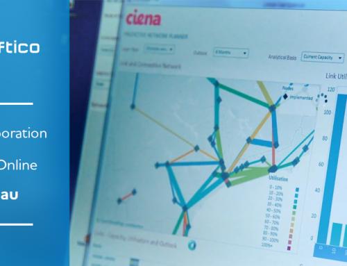 Ciena развивает консалтинговый бизнес с помощью Tableau Online