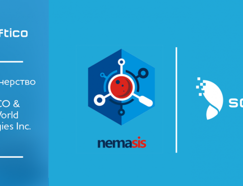 SOFTICO – ексклюзивний партнер та офіційний дистриб'ютор рішень Nemasis-VMS від компанії MicroWorld Technologies Inc.