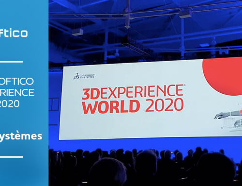 Команда SOFTICO на 3DEXPERIENCE World 2020